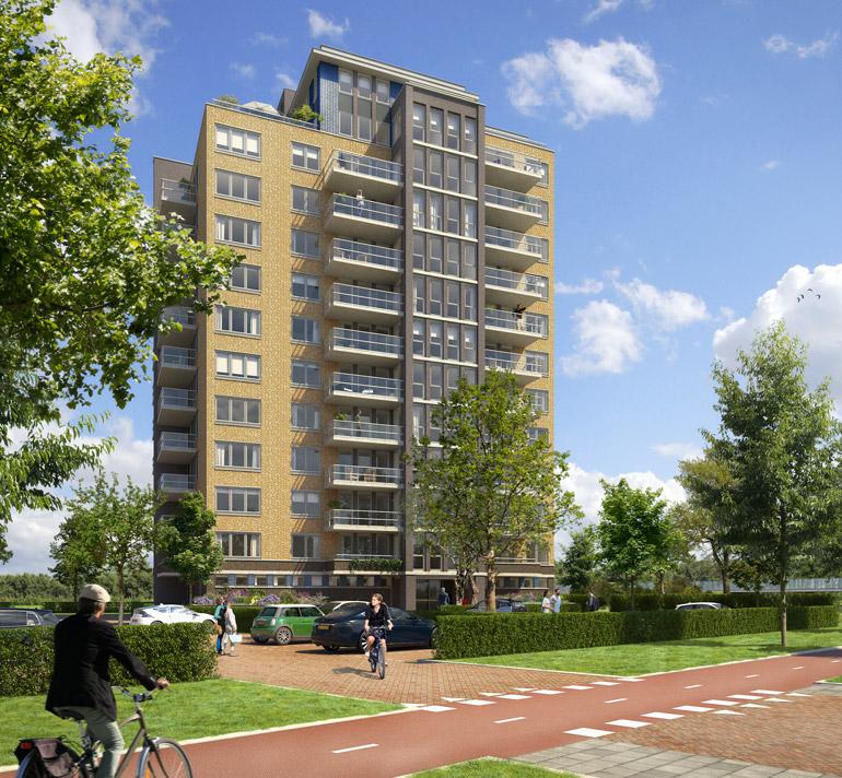 Nieuwbouw Zoetermeer - Appartementen Header - Weidse Weelde Zoetermeer